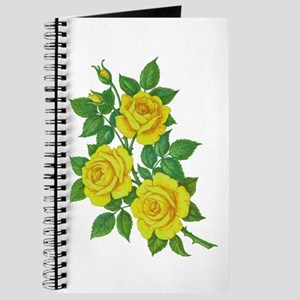 Yellow Roses Journal