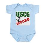 USCG Issued Infant Bodysuit