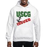 USCG Issued Hooded Sweatshirt