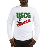 USCG Issued Long Sleeve T-Shirt