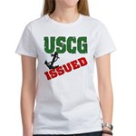 USCG Issued Women's T-Shirt
