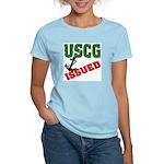 USCG Issued Women's Light T-Shirt