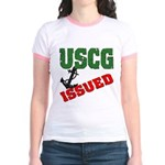 USCG Issued Jr. Ringer T-Shirt