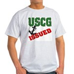 USCG Issued Light T-Shirt