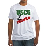 USCG Issued Fitted T-Shirt