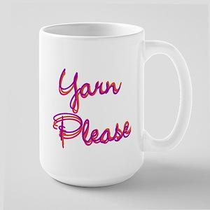 Yarn Please Mugs