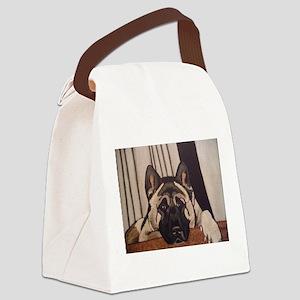 Sad Sack Canvas Lunch Bag