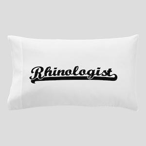 Rhinologist Artistic Job Design Pillow Case