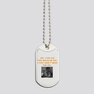 dungeon master Dog Tags