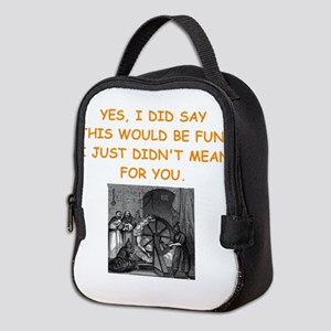 dungeon master Neoprene Lunch Bag