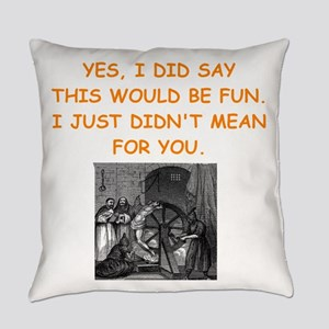 dungeon master Everyday Pillow