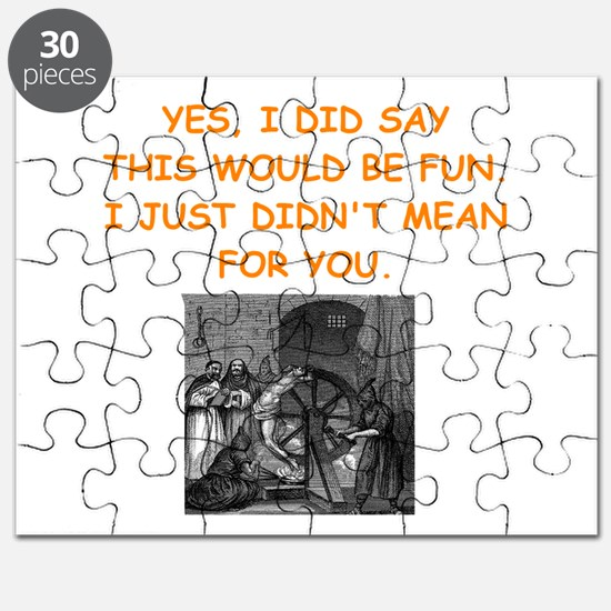 dungeon master Puzzle