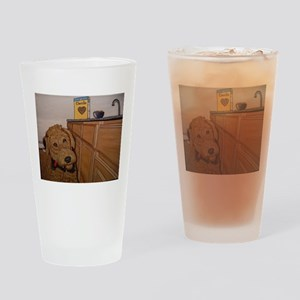 Cheerios Drinking Glass