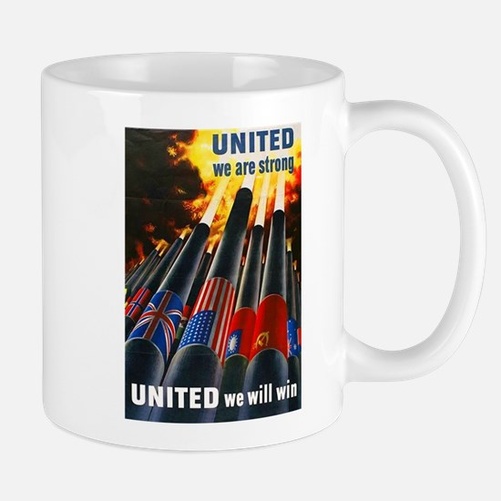 United We Win Mug