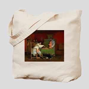 chess in art Tote Bag