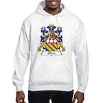 Olive Family Crest Hooded Sweatshirt