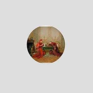 chess in art Mini Button