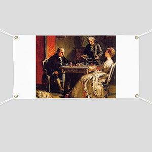 chess in art Banner