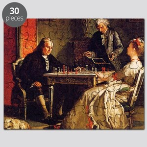 chess in art Puzzle