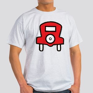 Monopoly Free Parking Light T-Shirt