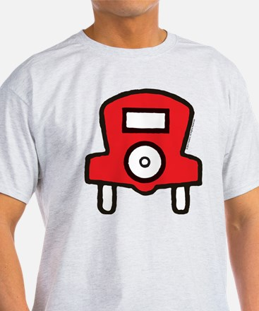 Monopoly Free Parking T-Shirt