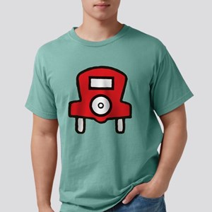 Monopoly Free Parking Mens Comfort Colors Shirt