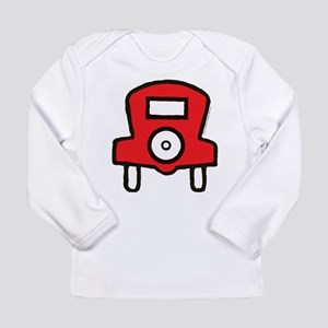 Monopoly Free Parking Long Sleeve Infant T-Shirt