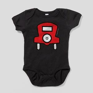 Monopoly Free Parking Baby Bodysuit