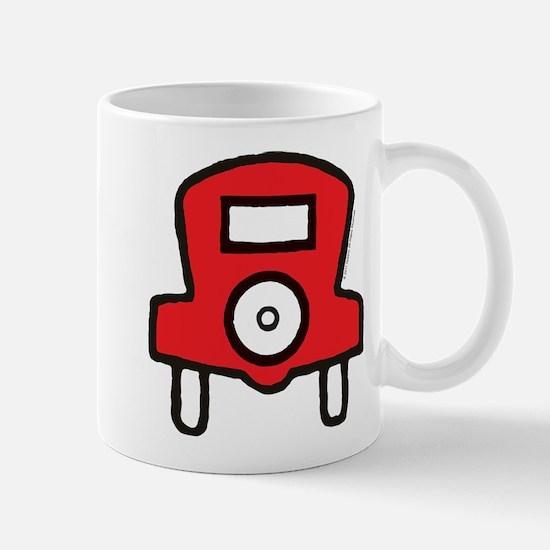 Monopoly Free Parking Mug