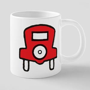 Monopoly Free Parking 20 oz Ceramic Mega Mug