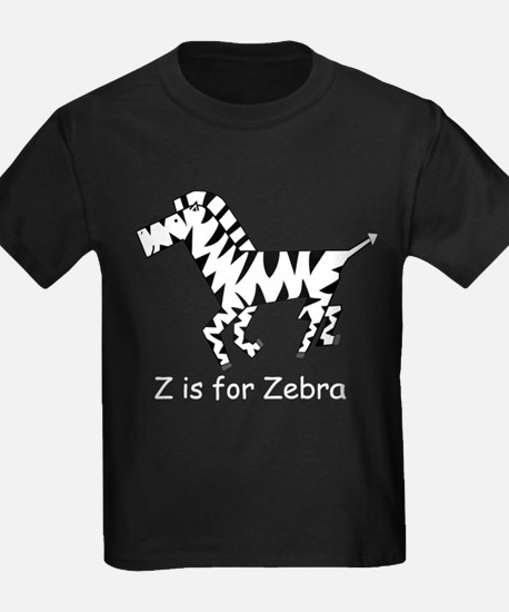 Z is for Zebra T
