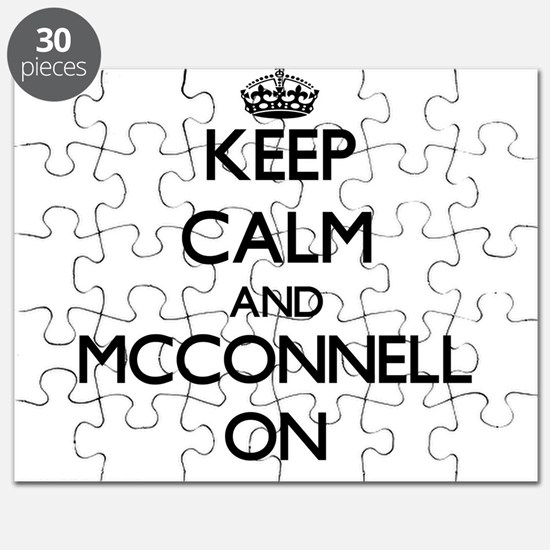 Keep Calm and Mcconnell ON Puzzle