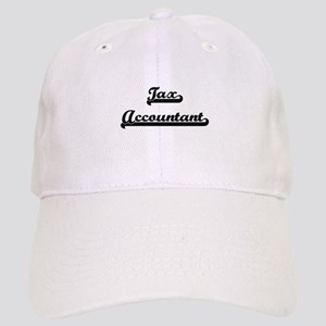 Tax Accountant Artistic Job Design Cap