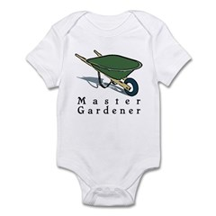 Master Gardener Infant Creeper