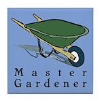 Master Gardener Art Tile