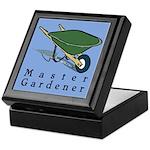 Master Gardener Jewelry Box