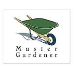 Master Gardener Small Poster