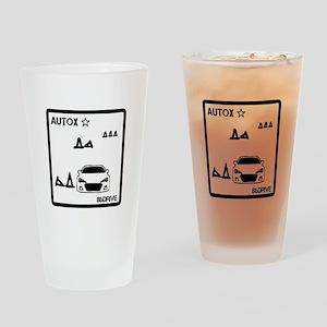 AUTOX STAR Drinking Glass