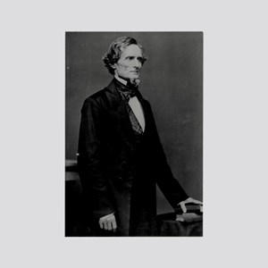 Jefferson Davis (C) Rectangle Magnet