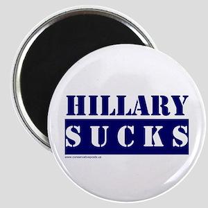 Hillary Sucks Magnet