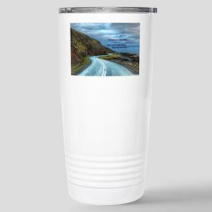 Life & Travel Stainless Steel Travel Mug