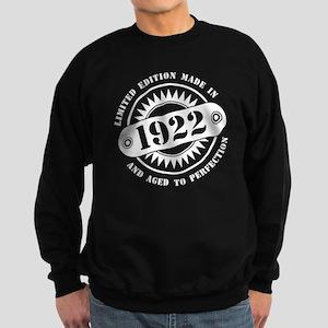 LIMITED EDITION MADE IN 1922 Sweatshirt (dark)