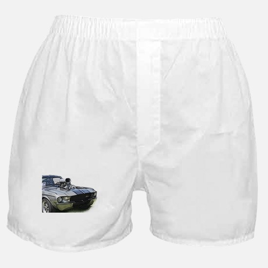 Shelby Boxer Shorts