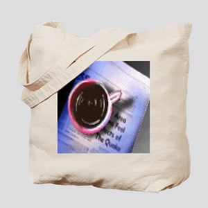 Coffee News Tote Bag