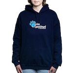 transparent Women's Hooded Sweatshirt