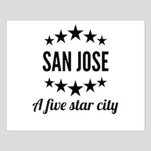 San Jose A Five Star City Posters