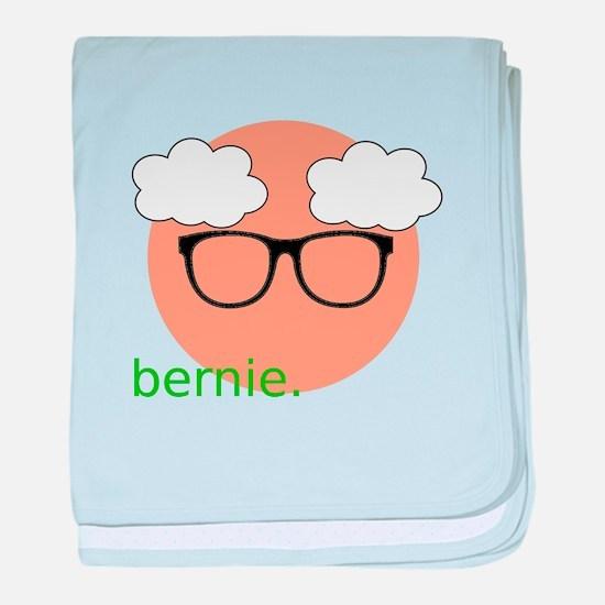 Bernie Sanders 2016 baby blanket