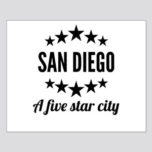 San Diego A Five Star City Posters