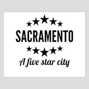 Sacramento A Five Star City Posters