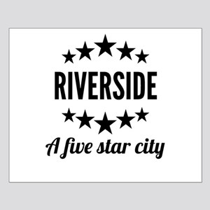 Riverside A Five Star City Posters